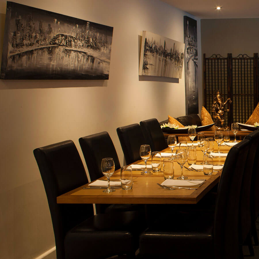 Melbourne indian restaurant modern romantic for Perfect kitchen takeaway menu harrogate